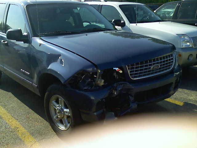 This car was as good as new when I dropped it off at Bredemann Ford.