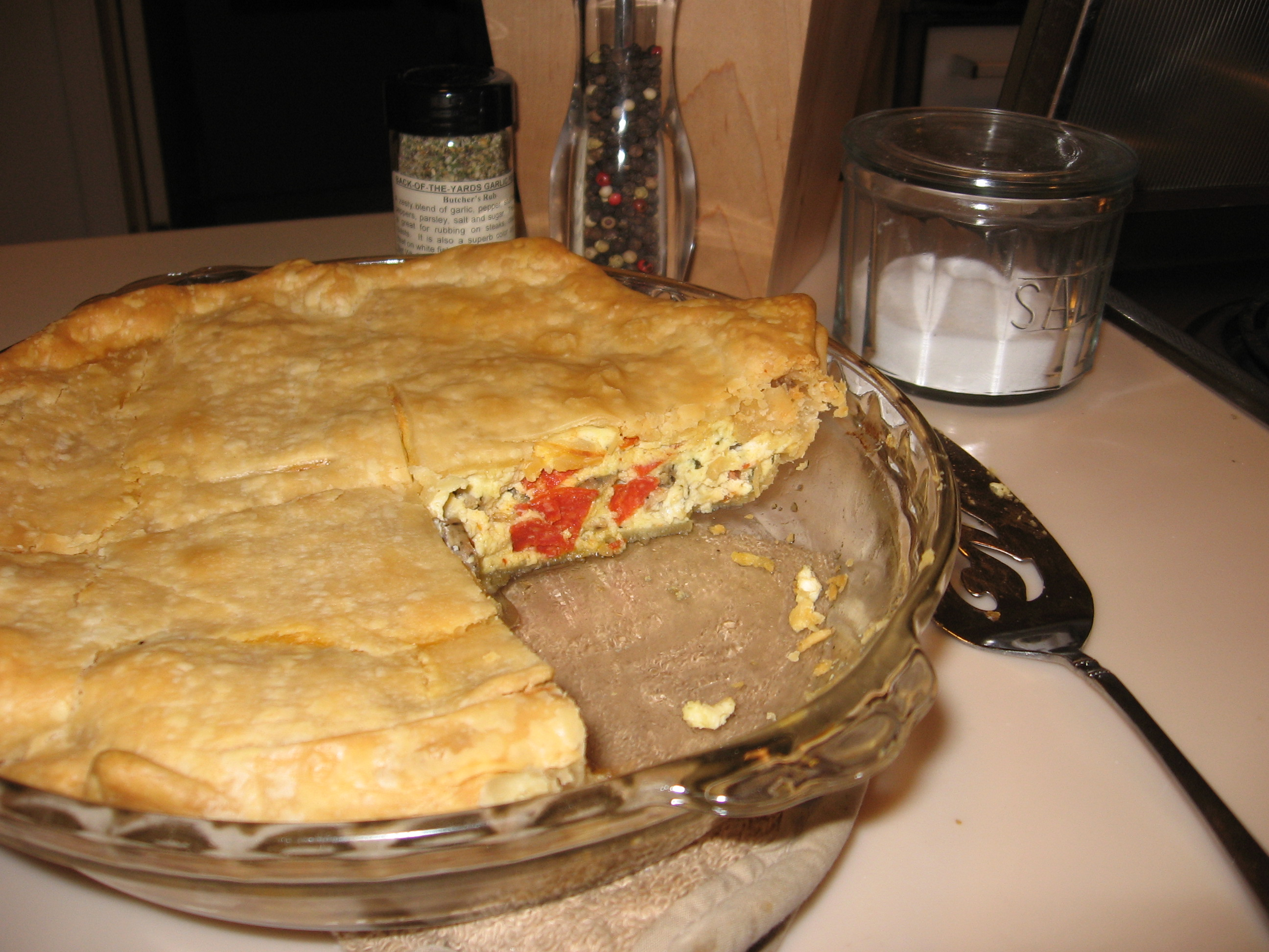 Pizza Rustica