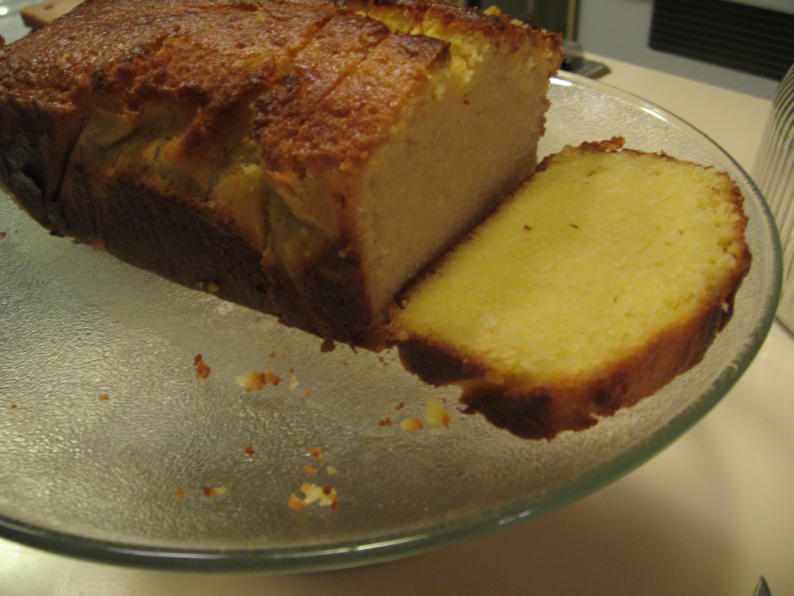 limon cello poundcake