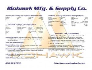 Mohawk linecard