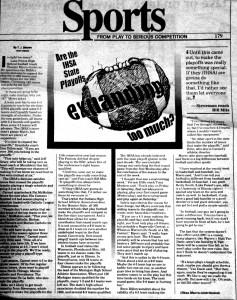 Pioneer Press june2000